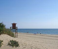 Playa de Isla Canela (Ayamonte - Huelva).
