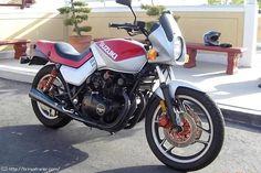 Suzuki GS650G KATANA | Moto Data Japan