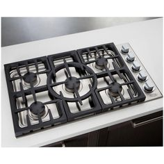 c58f7e06379 DCS 36-Inch 5-Burner Natural Gas Drop-In Cooktop By Fisher Paykel - CDU365N