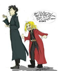 Sherlock and Ed