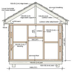 Kids elevated playhouse plans woodworking projects plans for Building a wendy house from pallets