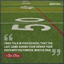 inspirational football quotes for high school Senior Football Gifts, High School Football Player, Football Homecoming, Football Cheer, Football Is Life, School Sports, Football Stuff, Football Food, Baseball