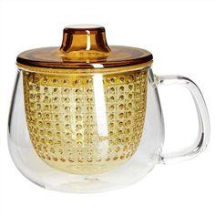 Kinto Japan Unimug Tea Mug - Yellow