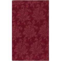 Found it at Wayfair - Mystique Ruby Red Area Rug