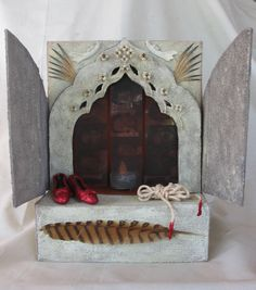 A Shrine for the Day of the Dead   Personal Shrines