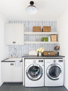 """Check out our internet site for even more relevant information on """"laundry room storage diy cabinets"""". It is actually an outstanding spot to read more. Laundry Room Remodel, Basement Laundry, Laundry Room Organization, Laundry Room Design, Laundry Room Floors, Laundry Room With Sink, Laundry Baskets, Modern Laundry Rooms, Laundry Room Inspiration"""