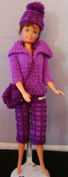 Ladyfingers - Barbie Patterns - Handout