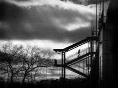 Stairway to the Bridge