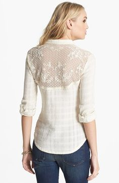 love the back of this top