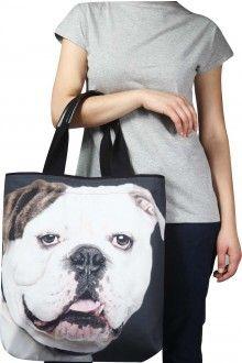 Comprar bolsa-estampada-bulldog-ingles-branco