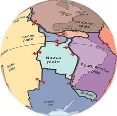 deriva de placas tectonicas