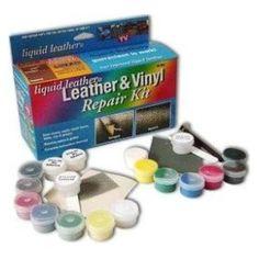 liquid leather vinyl fabric repair kit Case of 6