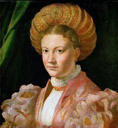 File:Parmigianino - Ritratto di Costanza Rangoni, contessa Gozzadini 1530