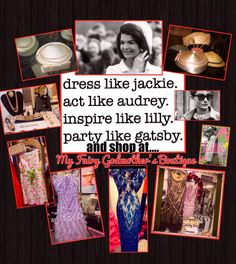 FIND THE RIGHT STYLE FOR YOU @ MY FAIRY GODMOTHER'S BOUTIQUE IN SPRING HILL, FLORIDA. CHECK OUT OUR FACE BOOK LAGE TO VIEW OUR COMPLETE COLLECTION.