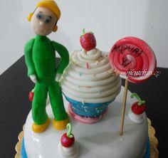 #Candycake  Ken