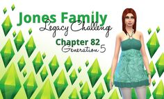Keeping up with the Joneses #82