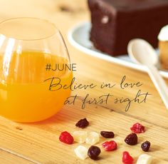 #June. Believe in love at first sight #Zumex #Love #juicelovers