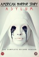 American Horror Story: Asylum - Kausi 2 (4 disc) (DVD)