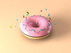 Donut by Rocco Gallo