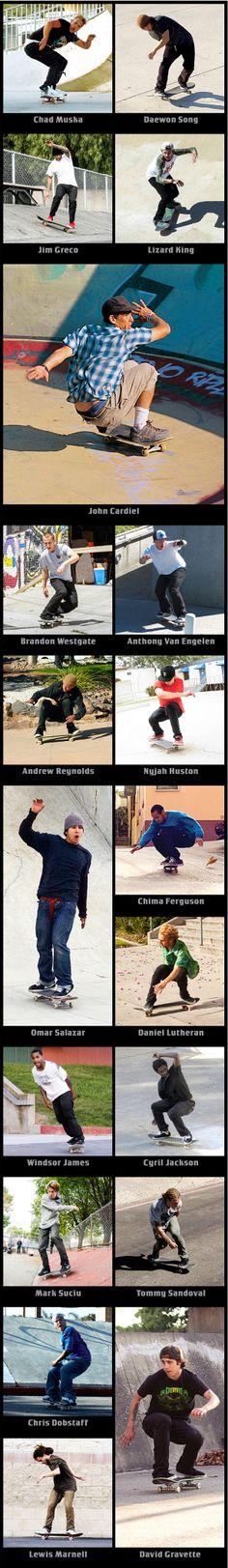Thrasher Skateboard Magazine   The Make: A photo gallery of roll-away shots