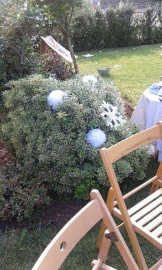 Frozen decoration