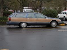 1990's Buick Roadmaster Estate Wagon