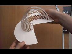09 Amazing Kirigami Paper Art Tutorial