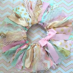 Baby girl Fabric tutu skirt, pink mint gold shabby chic, 1st BIRTHDAY holiday photo shoot, cake smash, custom made, newborn, 1st, 2nd