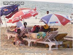 Tourist Attraction India: Best Candolim Beach Goa