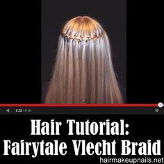 Fairytale Vlecht Braid ►► http://www.hairmakeupnails.net/fairytale-vlecht-braid/?i=p