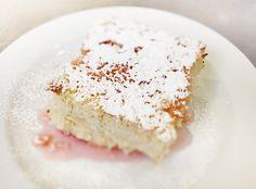 Denné menu Vranov | Ryžový nákyp s čerstvým ovocím a sirupom - reštaurácia Hotel Patriot*** #hotel #restaurant