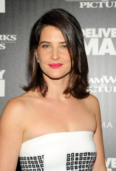 Cobie Smulders Stills at Delivery Man screening in NY (Nov.17, 2013)