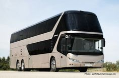 The new Neoplan Skyliner will go into production in 2012.