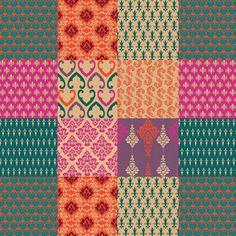 Resultado de imagem para tecido patchwork