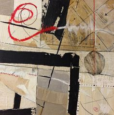 Mixed Media Collage | Limitations | Tina Klaus