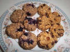Jazzy Allergy Recipes: Egg Free, Dairy Free, Nut Free Mini Baked Oatmeal