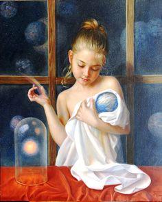 Surrealism and Visionary art: Alex Alemany