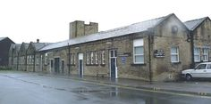 The Workhouse in Bradford, Yorkshire, W. British History, Bradford, Leeds, Historical Photos, Yorkshire, Scenery, Building, Outdoor Decor, Historical Pictures