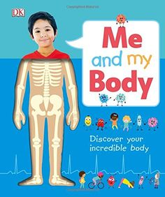 DK Discovery Day ~ Me and My Body ~ GIVEAWAY!