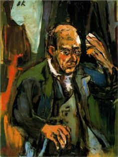 Arnonld Schönberg - Oskar Kokoschka