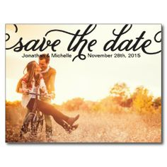 >>>best recommended          Elegant Photo Save the Date Post Cards           Elegant Photo Save the Date Post Cards We have the best promotion for you and if you are interested in the related item or need more information reviews from the x customer who are own of them before please follow th...Cleck See More >>> http://www.zazzle.com/elegant_photo_save_the_date_post_cards-239147010696968249?rf=238627982471231924&zbar=1&tc=terrest