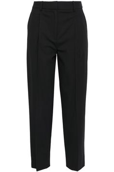 Shop on-sale Cropped wool tapered pants. Browse other discount designer Tapered Pants & more luxury fashion pieces at THE OUTNET Skirt Pants, Jacket Dress, Fashion Outlet, Christmas Shopping, Diane Von Furstenberg, Chic Outfits, Latest Trends, Fitness Models, Luxury Fashion