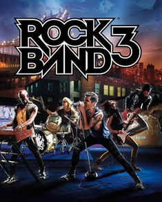Rock Band 3 (PS3). There's no doubt as to what my favorite game is!
