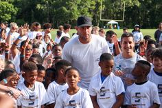 Blake Bortles brought our some of his NFL Friends to Ed Austin Regional Park on Saturday for the 2nd annual Blake Bortles Foundation Jax PAL Football camp. Thanks to Ryan Palmer and Rp Productions & Services for hanging out with AmeriPro Auto Glass, Miller On Sports and My9oh4. Stay #active with Lockedin Magazine.