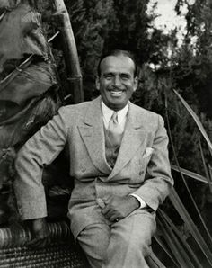 "Douglas Fairbanks (May 23, 1883 – December 12, 1939) was an American actor, screenwriter, director and producer best known for his swashbuckling roles in silent films. He was a founding member of United Artists, and The Motion Picture Academy and hosted the first Oscars in 1929. He and Mary Pickford became Hollywood royalty and he was referred to as ""The King of Hollywood"". His career rapidly declined with the advent of the ""talkies"". His final film was The Private Life of Don Juan (1934)."