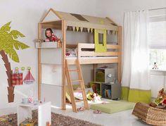 Loft Bed Designs for Kids