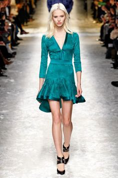 Blumarine Fall 2014 Ready-to-Wear Fashion Show Collection
