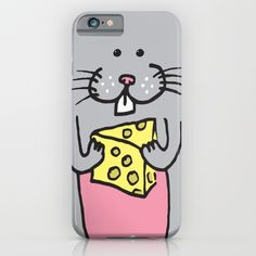 Have a cheesy Christmas iPhone & iPod Case