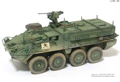 MMZ - M1126 ICV Stryker