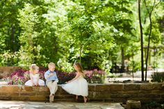 Arkansas Wedding and Portrait Photographer Outdoor Wedding Reception, Woodland Garden, Architectural Features, Hot Springs, Portrait Photographers, Garden Wedding, Weddings, Bride, Beauty